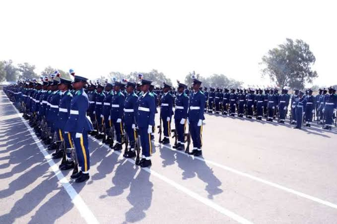 airforce shortlist candidates names