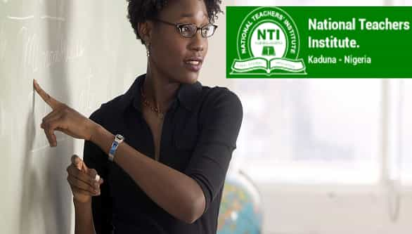 National Teachers Institute Admission Form